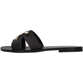 Boty Ženy Dřeváky S.piero E1-039 Černá