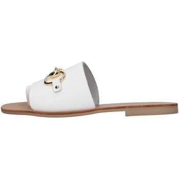 Boty Ženy Dřeváky S.piero E1-056 Bílá