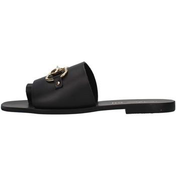 Boty Ženy Dřeváky S.piero E1-056 Černá
