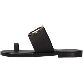 Boty Ženy Dřeváky S.piero E2-007 Černá