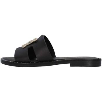 Boty Ženy Dřeváky S.piero E2-006 Černá