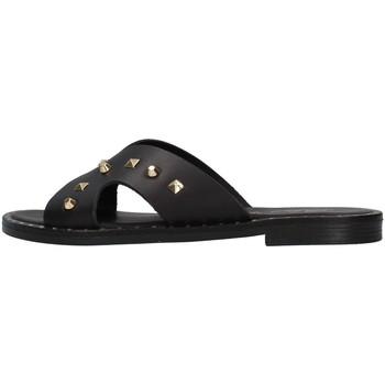 Boty Ženy Dřeváky S.piero E2-011 Černá