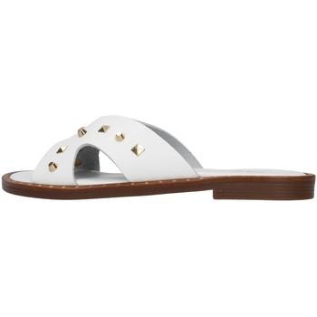 Boty Ženy Dřeváky S.piero E2-011 Bílá