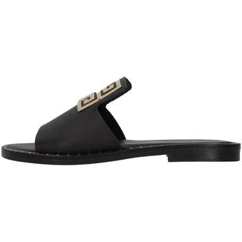 Boty Ženy Dřeváky S.piero E2-021 Černá