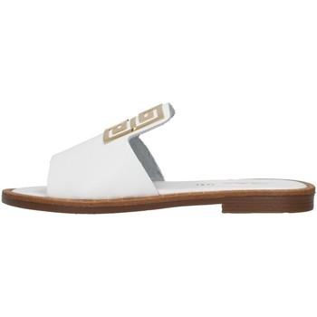 Boty Ženy Dřeváky S.piero E2-021 Bílá