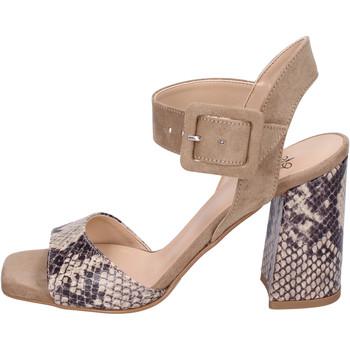 Boty Ženy Sandály Moga' Sandály BH75 Béžová