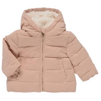 Textil Dívčí Bundy Ikks CACAO Růžová