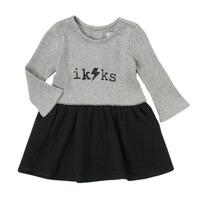 Textil Dívčí Krátké šaty Ikks CARAMEL