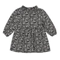 Textil Dívčí Krátké šaty Ikks CAROTTE Tmavě modrá