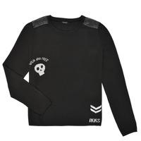 Textil Dívčí Svetry Ikks NAPLES Černá