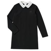 Textil Dívčí Krátké šaty Ikks LIN Černá