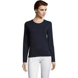 Textil Ženy Trička s dlouhými rukávy Sols Camiseta imperial Women Azul