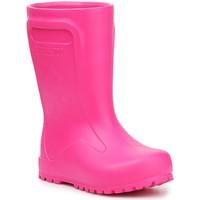 Boty Děti Holínky Birkenstock Derry Neon Pink 1006288 pink