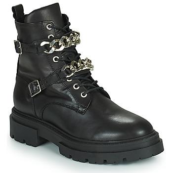 Boty Ženy Kotníkové boty Minelli GIULIA Černá