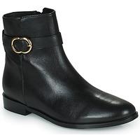 Boty Ženy Kotníkové boty Minelli FANNITA Černá