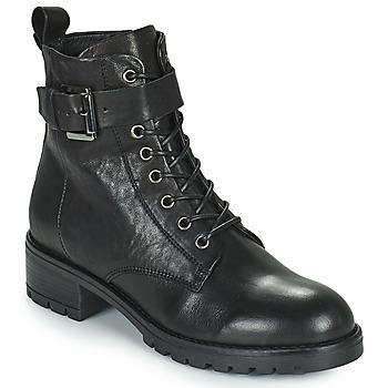 Boty Ženy Kotníkové boty Minelli NENITA Černá