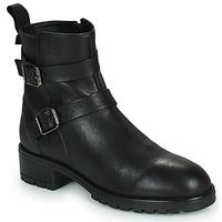 Boty Ženy Kotníkové boty Minelli LISTERIA Černá