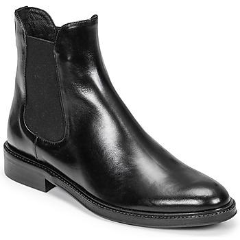 Boty Ženy Kotníkové boty Minelli HERNILA Černá
