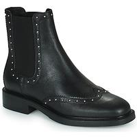 Boty Ženy Kotníkové boty Minelli GERINA Černá