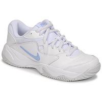 Boty Ženy Nízké tenisky Nike WMNS NIKE COURT LITE 2 Bílá / Stříbřitá
