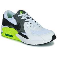 Boty Děti Nízké tenisky Nike NIKE AIR MAX EXCEE (GS) Bílá / Černá