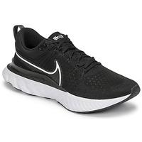 Boty Muži Běžecké / Krosové boty Nike NIKE REACT INFINITY RUN FK 2 Černá