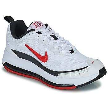 Boty Muži Nízké tenisky Nike NIKE AIR MAX AP Bílá / Červená