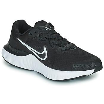 Boty Děti Běžecké / Krosové boty Nike NIKE RENEW RUN 2 (GS) Černá / Bílá