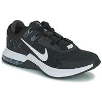 Boty Muži Multifunkční sportovní obuv Nike NIKE AIR MAX ALPHA TRAINER 4 Černá / Bílá