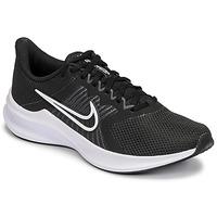 Boty Ženy Běžecké / Krosové boty Nike WMNS NIKE DOWNSHIFTER 11 Černá / Bílá