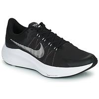 Boty Muži Běžecké / Krosové boty Nike NIKE ZOOM WINFLO 8 Černá / Bílá