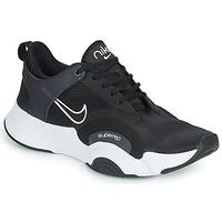 Boty Muži Multifunkční sportovní obuv Nike M NIKE SUPERREP GO 2 Černá / Bílá