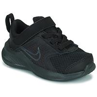 Boty Děti Běžecké / Krosové boty Nike NIKE DOWNSHIFTER 11 (TDV) Černá