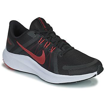 Boty Muži Běžecké / Krosové boty Nike NIKE QUEST 4 Černá / Červená