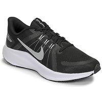 Boty Ženy Běžecké / Krosové boty Nike WMNS NIKE QUEST 4 Černá / Bílá