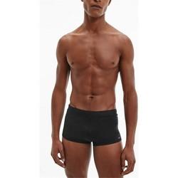 Textil Muži Plavky / Kraťasy Calvin Klein Jeans KM0KM00586 Černá