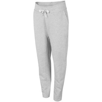 Textil Ženy Kalhoty 4F SPDD015 Šedé