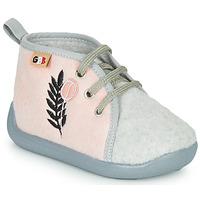 Boty Děti Papuče GBB APOLOCHON Růžová