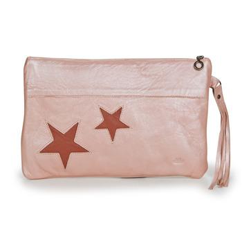 Taška Dívčí Večerní kabelky Easy Peasy POUCHY ETOILE Růžová