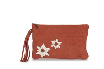 Taška Dívčí Večerní kabelky Easy Peasy POUCHY EDELWEISS Růžová