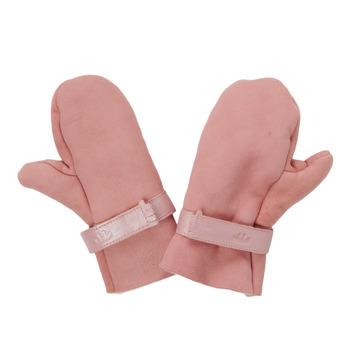 Textilní doplňky Dívčí Rukavice Easy Peasy TOUCHOO Růžová
