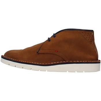 Boty Muži Kotníkové boty Re Blu' BK112 Hnědá