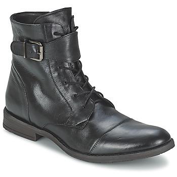 Boty Ženy Kotníkové boty Balsamik EMA Černá