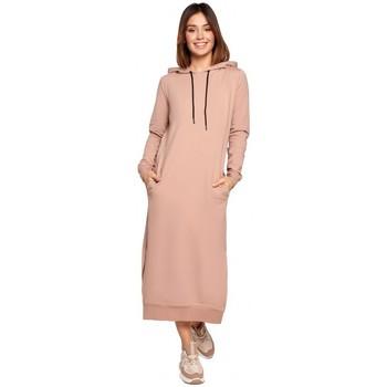 Textil Ženy Společenské šaty Be K092 Šaty na ramínka - černé