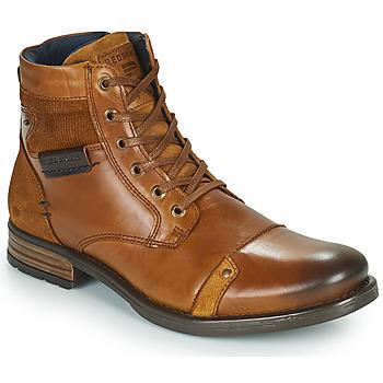 Boty Muži Kotníkové boty Redskins NITRO Zlatohnědá