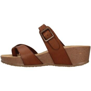 Boty Ženy Sandály Bionatura 28A729 Hnědá