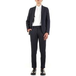 Textil Muži Obleky Mulish DUCATI-AB900 Modrá