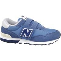 Boty Děti Nízké tenisky New Balance 515 Modré