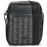 Taška Muži Malé kabelky Lacoste THE BLEND Černá