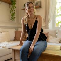 Textil Ženy Halenky / Blůzy Céleste LAVANDIN Černá